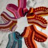 Handmade Woolen Room Slippers