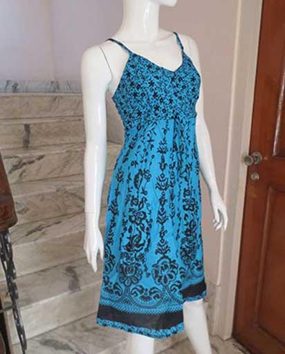 Cotton Strap Dresses
