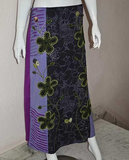 Full Length Cotton Skirts
