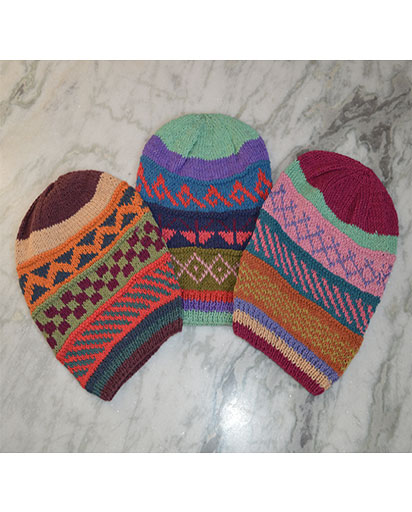 Cotton Slouch Hats