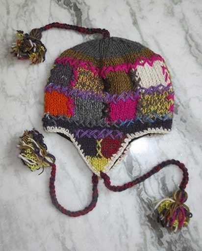 Hand Knitted Woolen Hats