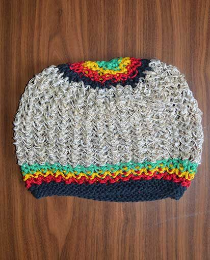 Nepal Rasta Hemp Hats
