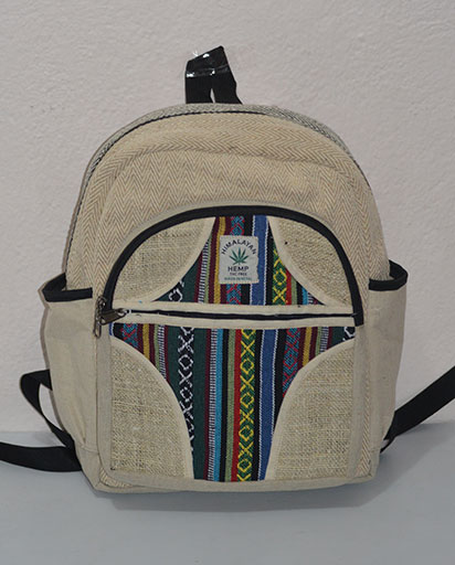 Himalayan Handmade Hemp Backpacks