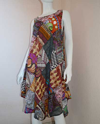 Patch Kali Dresses
