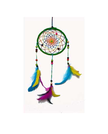 Nepal Hemp Dream Catcher
