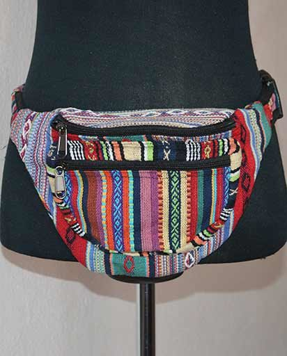 Cotton Waist Money Belt