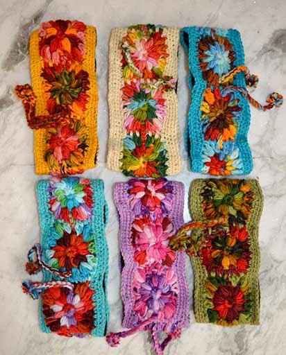 Handmade Woolen Headbands