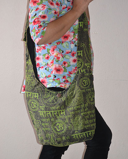 All Over Print Cotton Bags