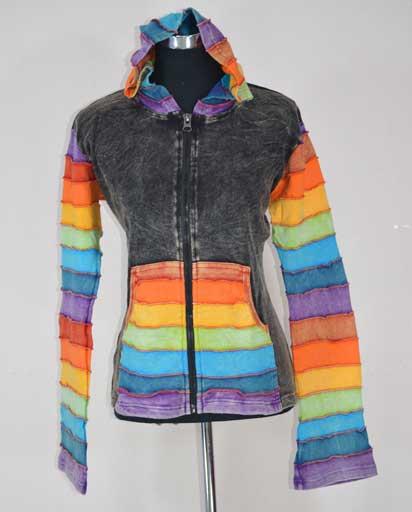 Long Hood Cotton Jackets