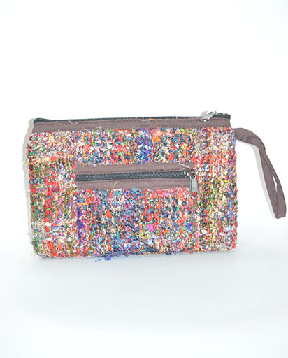 Recycled Silk Hand Purses