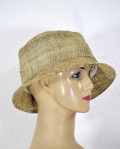 Handwoven Hemp Hats