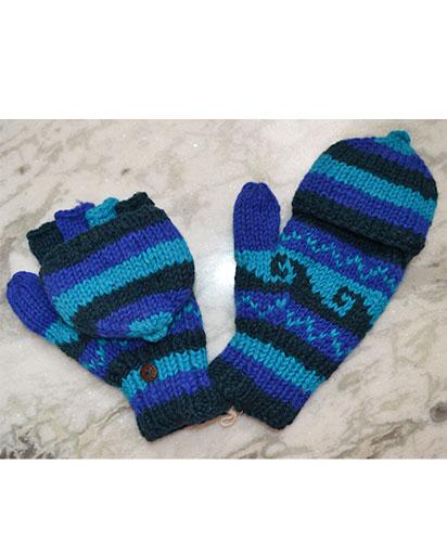 Nepalese Hunter Gloves