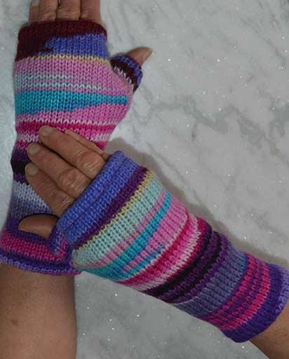 Winter Woolen Handwarmers