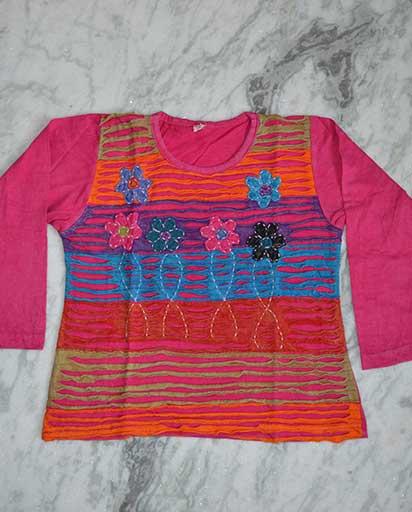 Children's Cotton Hippie T-Shirts