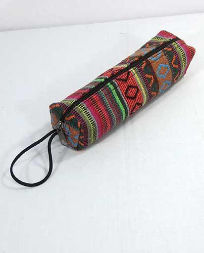 Gheri Cotton Pencil Case