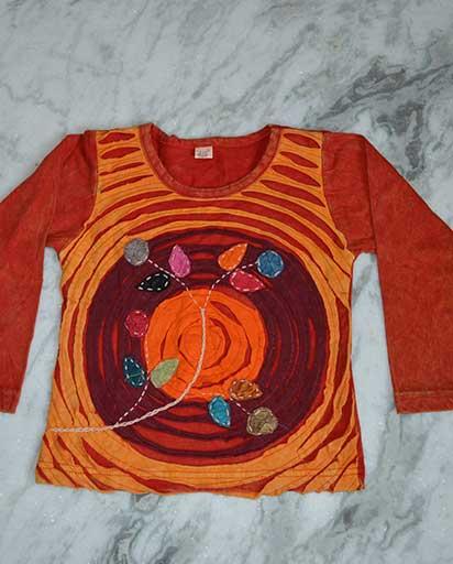 Children's Cotton T-Shirts