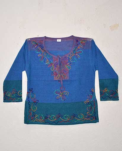 Childrens Cotton Tops
