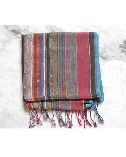 Thin Cotton Scarves