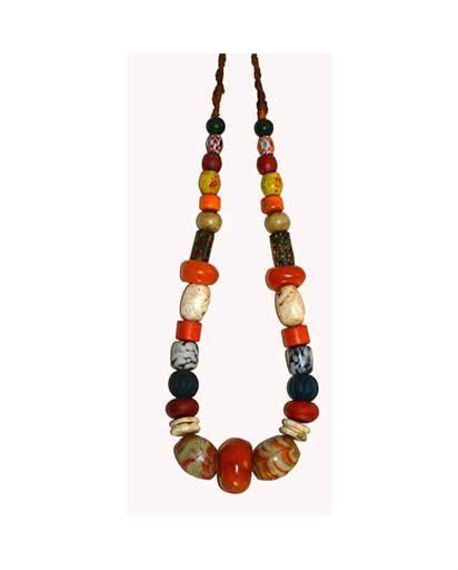 Handmade Tibetan Necklace