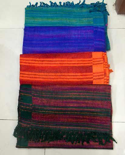 Nepal Yak Wool Blankets