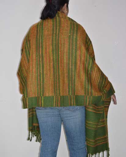 Woolen Warm Yak Blanket