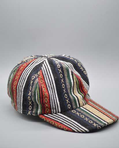 Nepalese Handmade Cotton Caps