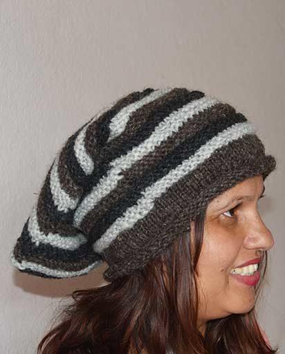 Slouchy Woolen Hats
