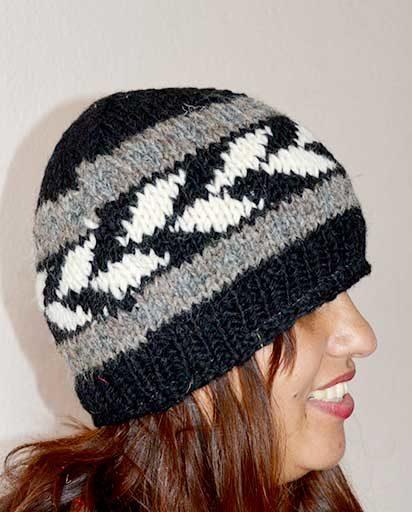 Woolen Hand Knitted Hats