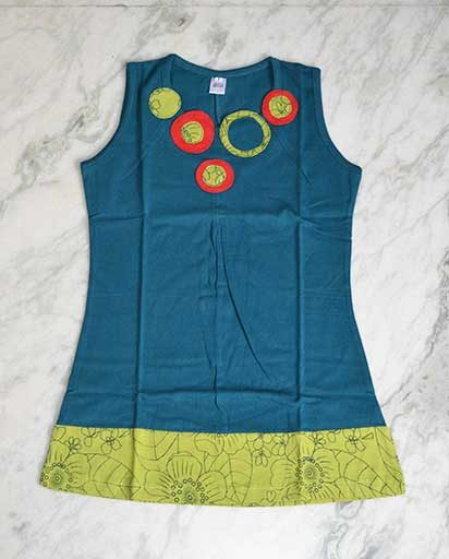 Children's Cotton Circle Dresses