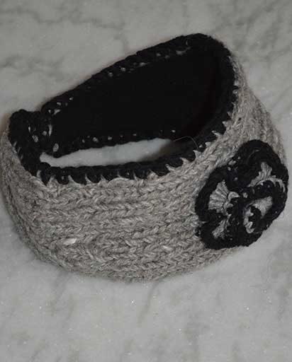 Woolen Headbands