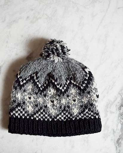 Hand Knitted Woolen Hats