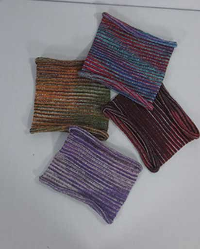 Cotton Knitting Quarter Headbands