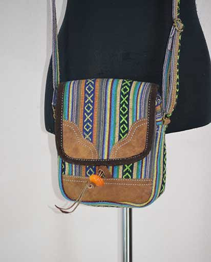 Handmade Buffalo Leather Bags