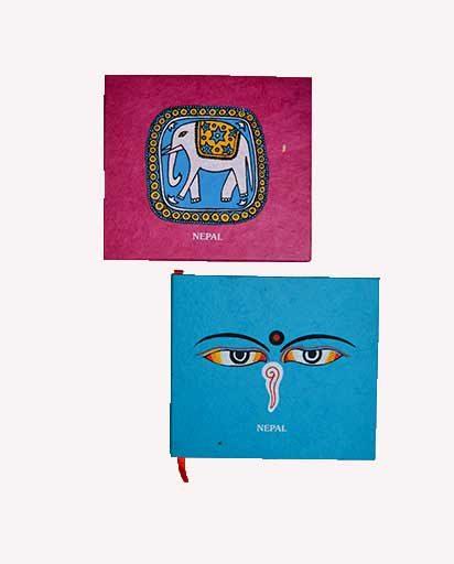 Himalayan Lokta Paper Note Books