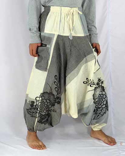 Aladdin Summer Cotton Trousers