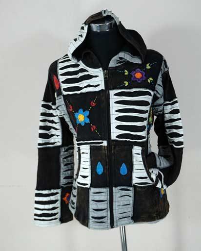 Handmade Cotton Patchwork Jackets