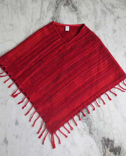 Himalayan Warm Childrens Ponchos