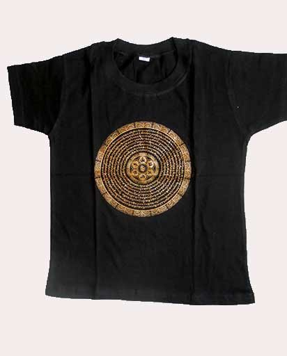 Child OM Mani Padme Mantra T Shirts