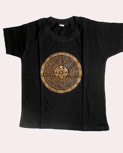 Child OM Mani Padme Mantra T Shirts