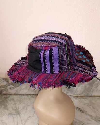 Stonewashed Cotton Patch Hats