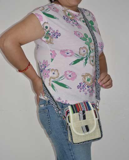 Hemp Patch Mini Bags