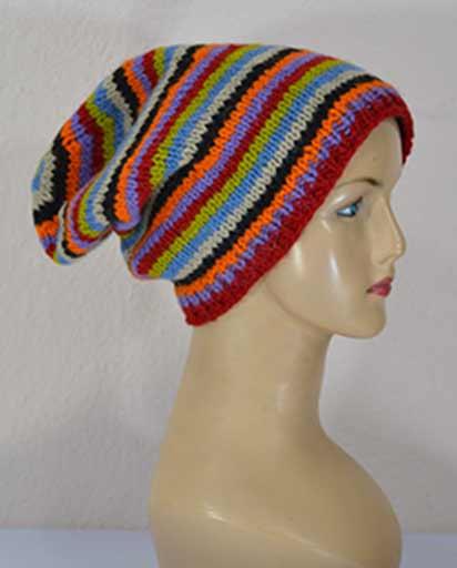Woolen Slouchy Beanie Hats  48d7b2d4f5f