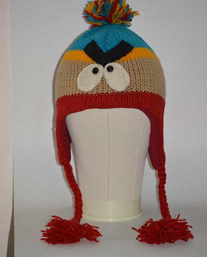 Funny Woolen Child Hats