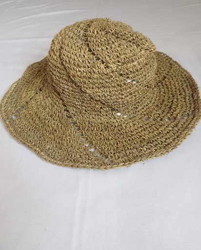 Himalayan Handwoven Hemp Hats