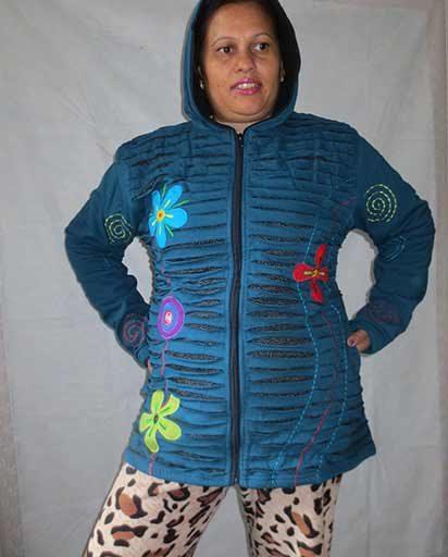 Himalayan Fleece Lined Cotton Jackets