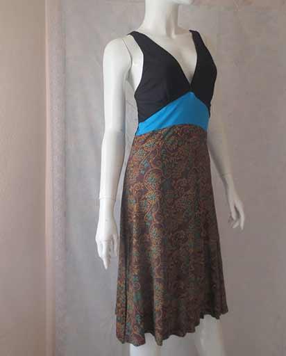 Cotton Strap Summer Dress