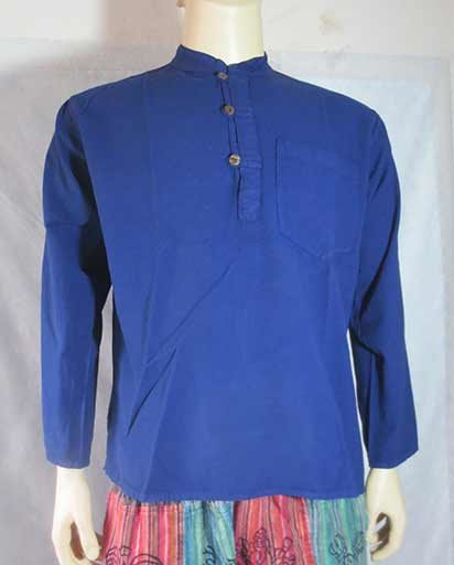 Prewashed Cotton Shirts
