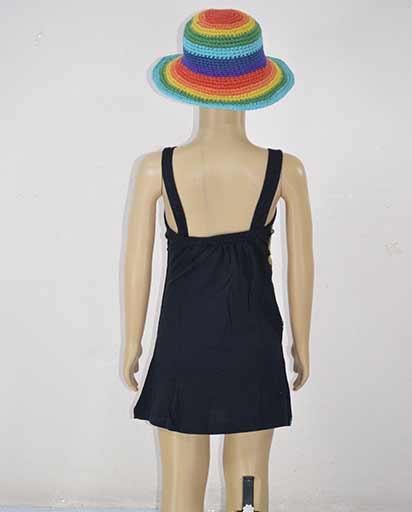 Childrens Cotton Summer Dress