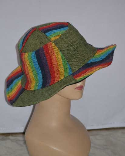 Hemp Cotton Summer Hats