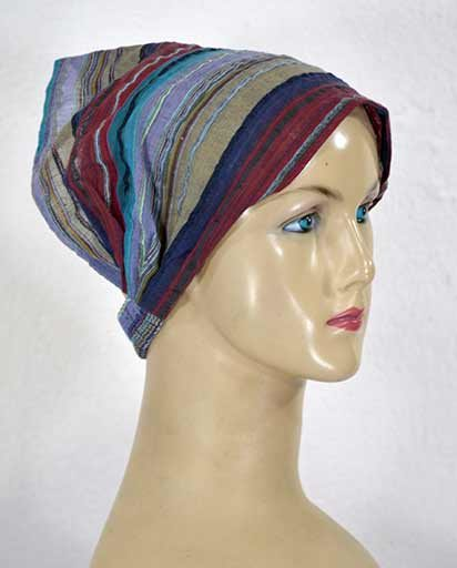 Multicolor Cotton Headbands